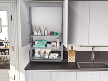 Pantry Shelving System