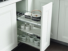 Three-tier pull-out unit – galaxy